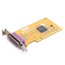 Плата расширения PCI-E(AGP)-LPT